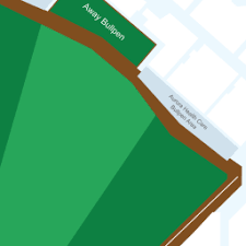 Miller Park Interactive Baseball Seating Chart Section 116