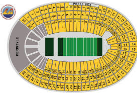 Los Angeles Memorial Sports Arena And Coliseum Seating Chart Los Angeles Memorial Coliseum Maplets