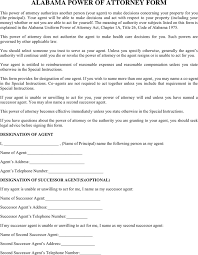 Power Of Attorney Template Free Template Download Customize And Print