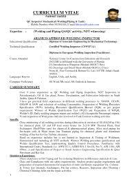 Welding Engineer Sample Resume Corporate Compliance Officer Sample
