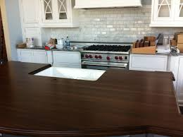 Hardwood Or Tile In Kitchen Modern Kitchen Counter Tops With Wood Like Tile Kitchen Wooden