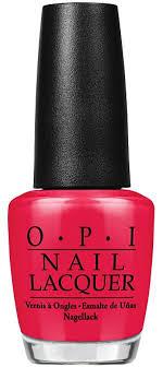 Opi Nail Color Chart 2017 My 5 Favorite Colors Of Opi Nail Lacquer Polish