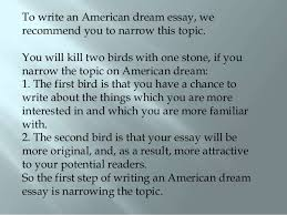 essay american dream american dream definition essay resources definitional essay corruption of the american dream in the great gatsby