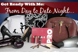 grwm day to date night looks makeup hair styles and outfits