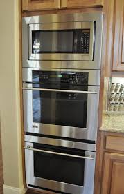 Double Oven Kitchen Design Double Oven With Microwave Google Search Kitchens Pinterest