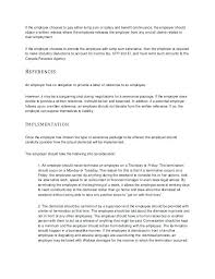 Termination Of Employee Letter Lease Termination Letter Sample Work ...