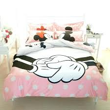 mickey and bedding set mouse twin latest boys minnie bed sheets linen australia kids bedroom ideas boy girl sharing