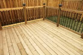 What Size do I Need? A modest-sized deck is ...