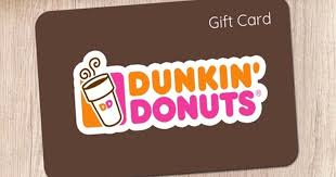 here is an offer where you can score a free 2 00 dunkin donuts e gift card to get yours you ll need to submit 4 e rewards code