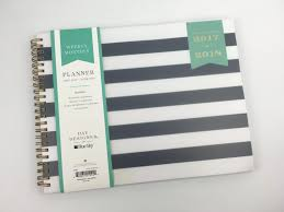 Day Designer Blue Sky Daily Monthly Day Designer For Blue Sky Horizontal Weekly Planner Review