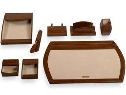 modern desk accessories set