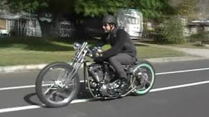 the whip harley sportster bobber with jockey shift build by alp
