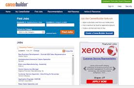 Careerbuilder Resume Search How to Find a Fulltime or Parttime Job on CareerBuilder 70
