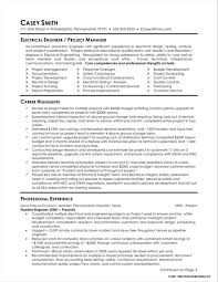Engineering Resume Highlights Resume For Study