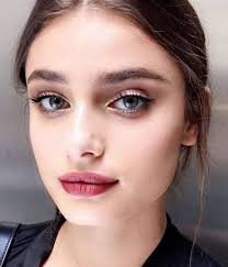 look like barbie you know i have similiar your eyes but i haven t white skin and because that i m very ugly she s said you re really ugly with dark