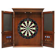 Dart Board Cabinet With Chalkboard South Coast Classic Dart Board Cabinet Billiardfactorycom