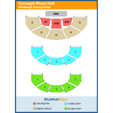Carnegie Music Hall Pittsburgh Seating Chart Carnegie Music Hall Events And Concerts In Pittsburgh