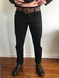 first pair of raws 16 5 oz double black by brave star thankful for the of these