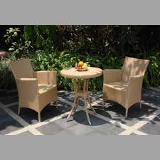 soro terrace round table 60cm set