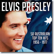 Elvis Presley The Australian Singles Chart 1956 2006