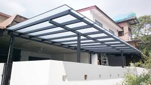 Roof Shade Design Polycarbonate Roof Contractor Ace Awnings
