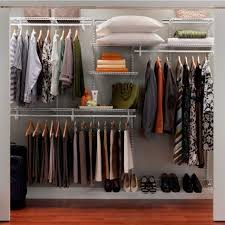 classy closet including white metal home depot closet organizers closet wardrobe organizer metal photos