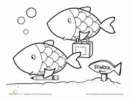 Small Picture School Coloring Pages Printables Educationcom