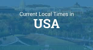 Time In The United States