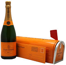 veuve clic brut chagne with