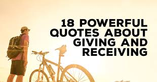 Christian Quotes About Giving Best of 24 Powerful Quotes About Giving And Receiving ChristianQuotes