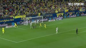 Вильярреал - Реал смотреть в хорошем качестве на платформе Telesport