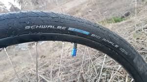 <b>Schwalbe Big</b> Apple. Краткий обзор <b>велопокрышек</b>. - YouTube