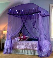 Princess Toddler Bed With Canopy Girl Medium Size Of Magnificent ...