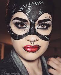 catwoman makeup catwoman makeup look