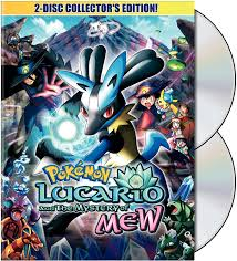 Pokemon Movie - Lucario and The Mystery of Mew: Amazon.ca: Various ...