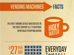 Facts About Vending Machines Cool Vending Machine Facts