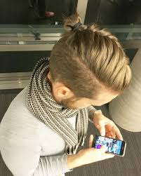 Topknot Hair Style cool 35 newest mens top knot hairstyles be out of the ordinary 5713 by wearticles.com