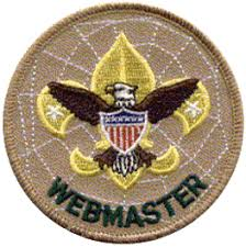 Troop Webmaster