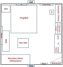 Placement Of Bedroom Furniture Bedroom Furniture Placement Ideas Gnscl