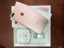iPhone 7 plus hồng 32g fullbox mới xài gần 2 tháng - TP.Hồ Chí Minh -  Five.vn