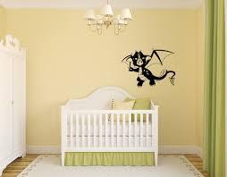 dragon baby vinyl wall decal sticker