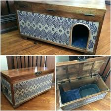 covered cat litter box furniture. Wooden Litter Boxes Hidden Cat Box Furniture Cool  And Best . Covered