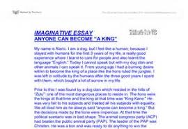 imaginative essay on if i were a king marketing essay editing imaginative essay on if i were a king