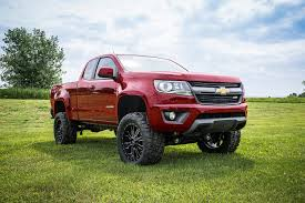 Colorado chevy colorado 33s : 2015 Chevy Colorado w/ Zone 5.5'' Lift Kit and 33s | Stuff to Buy ...