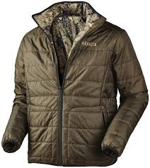 arvik reversible jacket optifade hunting green
