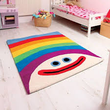 colorful rugs. Colorful Kidsu0027 Rooms Rugs With A Personality From ZUGS