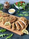 almond crusted chicken breasts