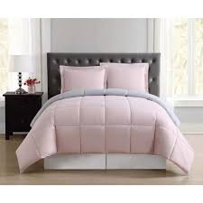 my world anytime pleated silver grey twin xl comforter set cs2016gttx 1500 the home depot