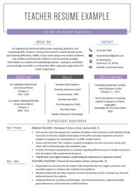 Letters For A Teacher Teacher Cover Letter Example Writing Tips Resume Genius