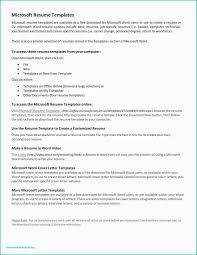 Resignation Letter Form Word Inspirational Letter Template Ms Word